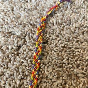 Jewelry - Rainbow Friendship Bracelet